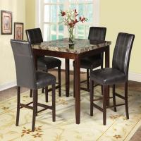 $449 Counter Height Table Set