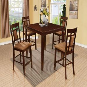 $349 5 PCS Counter Height Table Set
